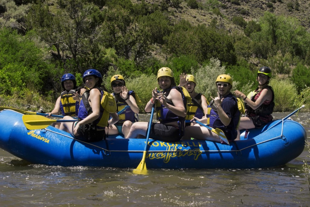 Rio Grande Float - Great for water fights and swimming